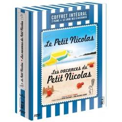 Le Petit Nicolas + Les vacances du Petit Nicolas - Coffret intégral