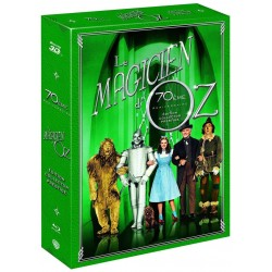 Le Magicien d'Oz [Édition 75ème Anniversaire limitée - Blu-ray 3D + Blu-ray + Goodies]