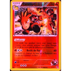 carte Pokémon 2/34 Camérupt Team Magma 110 PV - REVERSE Double Danger NEUF FR