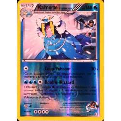carte Pokémon 5/34 Kaimorse Team Aqua 140 PV - REVERSE Double Danger NEUF FR