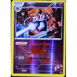 carte Pokémon 11/34 Kaorine Team Magma 90 PV - REVERSE Double Danger NEUF FR