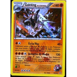 carte Pokémon 14/34 Galeking Team Magma 140 PV Double Danger NEUF FR