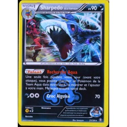 carte Pokémon 21/34 Sharpedo Team Aqua 90 PV Double Danger NEUF FR