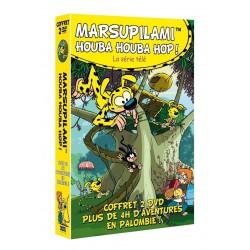 Marsupilami : Cache-cache en Palombie + L'aventurier [Édition Limitée]