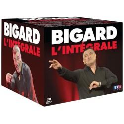 Bigard, l'intégrale - 10 DVD