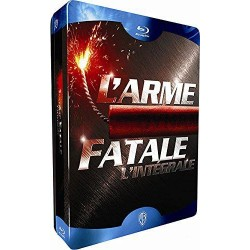 L'Arme fatale - L'intégrale [Blu-ray]
