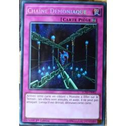 carte YU-GI-OH LC5D-FR082 Chaîne Démoniaque NEUF FR