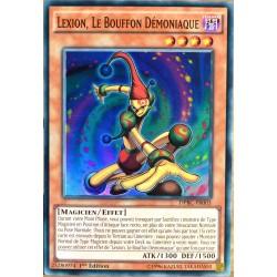 carte YU-GI-OH DPBC-FR003 Lexion, Le Bouffon Démoniaque NEUF FR