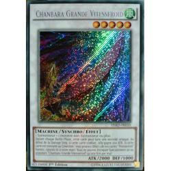 carte YU-GI-OH HSRD-FR010 Chanbara Grande Vitesseroid NEUF FR