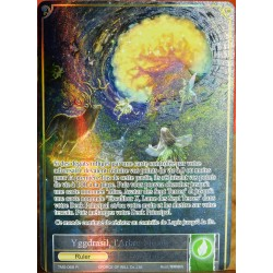 carte Force Of Will TMS-068-FU Yggdrasil, l'Arbre Monde NEUF FR