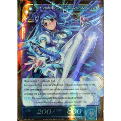 carte Force Of Will SKL-037-F Cendrillon, La Valkyrie De Verre NEUF FR