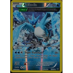 carte Pokémon 17/108 Artikodin 120 PV - RARE REVERSE XY 6 Ciel Rugissant NEUF FR