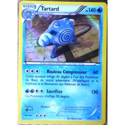 carte Pokémon 17/111 Tartard 140 PV RARE XY03 XY Poings Furieux NEUF FR