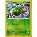 carte Pokémon 2/124 Cheniti 60 PV - REVERSE XY - Impact des Destins NEUF FR