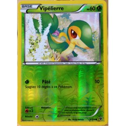 carte Pokémon 5/124 Vipélierre 60 PV - REVERSE XY - Impact des Destins NEUF FR