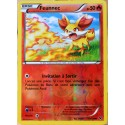carte Pokémon 11/124 Feunnec 50 PV - REVERSE XY - Impact des Destins NEUF FR