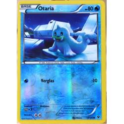 carte Pokémon 15/124 Otaria 80 PV - REVERSE XY - Impact des Destins NEUF FR