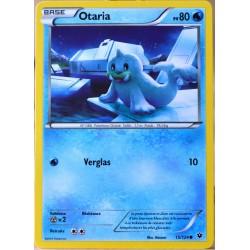 carte Pokémon 15/124 Otaria 80 PV XY - Impact des Destins NEUF FR