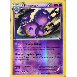 carte Pokémon 28/124 Smogogo 110 PV - REVERSE XY - Impact des Destins NEUF FR