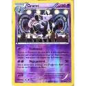 carte Pokémon 31/124 Groret 100 PV - REVERSE XY - Impact des Destins NEUF FR