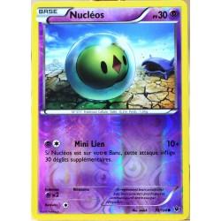 carte Pokémon 33/124 Nucléos 30 PV - REVERSE XY - Impact des Destins NEUF FR