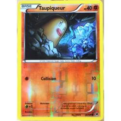 carte Pokémon 36/124 Taupiqueur 40 PV - REVERSE XY - Impact des Destins NEUF FR