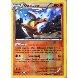 carte Pokémon 37/124 Ossatueur 100 PV - REVERSE XY - Impact des Destins NEUF FR