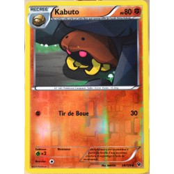 carte Pokémon 38/124 Kabuto 80 PV - REVERSE XY - Impact des Destins NEUF FR