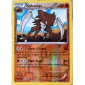 carte Pokémon 39/124 Kabutops 150 PV - REVERSE XY - Impact des Destins NEUF FR