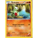 carte Pokémon 40/124 Embrylex 60 PV XY - Impact des Destins NEUF FR