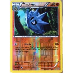 carte Pokémon 42/124 Ymphect 80 PV - REVERSE XY - Impact des Destins NEUF FR