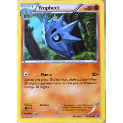 carte Pokémon 42/124 Ymphect 80 PV XY - Impact des Destins NEUF FR