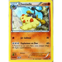 carte Pokémon 44/124 Cheniselle 110 PV XY - Impact des Destins NEUF FR