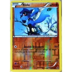 carte Pokémon 45/124 Riolu 70 PV - REVERSE XY - Impact des Destins NEUF FR