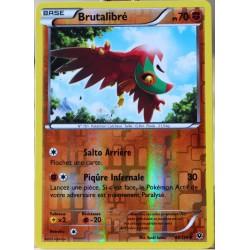 carte Pokémon 48/124 Brutalibré 70 PV - REVERSE XY - Impact des Destins NEUF FR