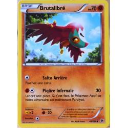 carte Pokémon 48/124 Brutalibré 70 PV XY - Impact des Destins NEUF FR