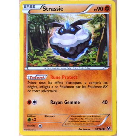 carte Pokémon 50/124 Strassie 90 PV XY - Impact des Destins NEUF FR