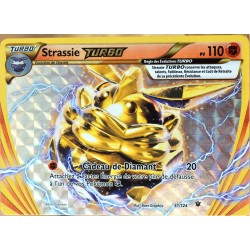 carte Pokémon 51/124 Strassie TURBO 110 PV XY - Impact des Destins NEUF FR