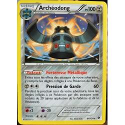 carte Pokémon 61/124 Archéodong 100 PV XY - Impact des Destins NEUF FR