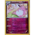 carte Pokémon 66/124 Grodoudou 100 PV - REVERSE XY - Impact des Destins NEUF FR