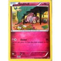 carte Pokémon 68/124 Snubbull 70 PV XY - Impact des Destins NEUF FR