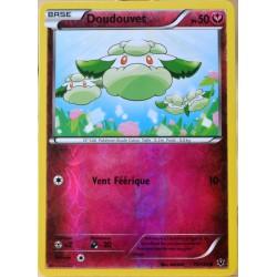 carte Pokémon 70/124 Doudouvet 50 PV - REVERSE XY - Impact des Destins NEUF FR