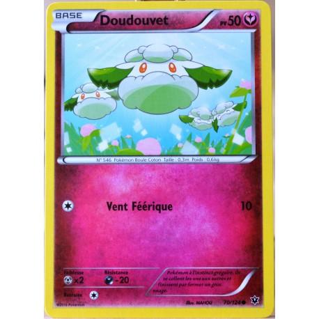carte Pokémon 70/124 Doudouvet 50 PV XY - Impact des Destins NEUF FR