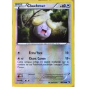 carte Pokémon 80/124 Chuchmur 60 PV - REVERSE XY - Impact des Destins NEUF FR