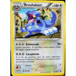 carte Pokémon 82/124 Brouhabam 140 PV XY - Impact des Destins NEUF FR