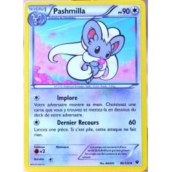 carte Pokémon 88/124 Pashmilla 90 PV XY - Impact des Destins NEUF FR