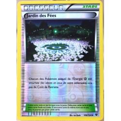 carte Pokémon 100/124 Jardin des Fées REVERSE XY - Impact des Destins NEUF FR