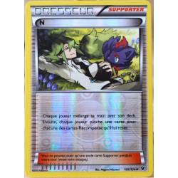 carte Pokémon 105/124 N REVERSE XY - Impact des Destins NEUF FR