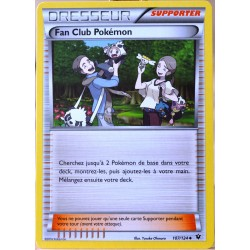 carte Pokémon 107/124 Fan Club Pokémon XY - Impact des Destins NEUF FR