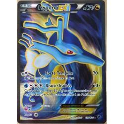 carte Pokémon 122/124 Hyporoi EX 170 PV - FULL ART XY - Impact des Destins NEUF FR